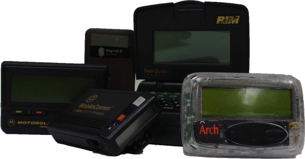 Throwback Thursday: The History of Pagers | Spok