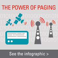 The power of paging