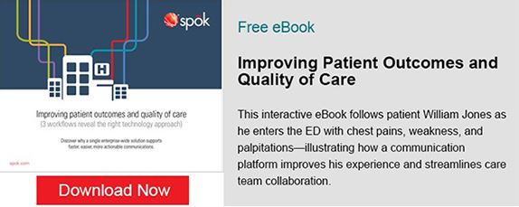 Free eBook Improving Patient Outcomes and Quality of Care