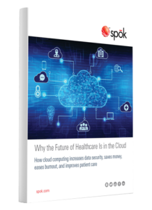 Why the future of healthcare is in the Cloud eBook
