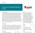 University of Pittsburgh Medical Center Case Study