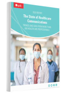 2020 Report: The state of healthcare at Spok