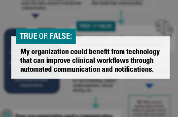 Which communication solution is best for your healthcare organization?
