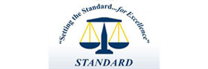 """standard """"Setting the Standard... for Excellence"""""""