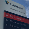 TidalHealth Signage